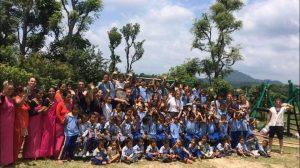 Des infrastructures de jeu pour les enfants de Tulasi