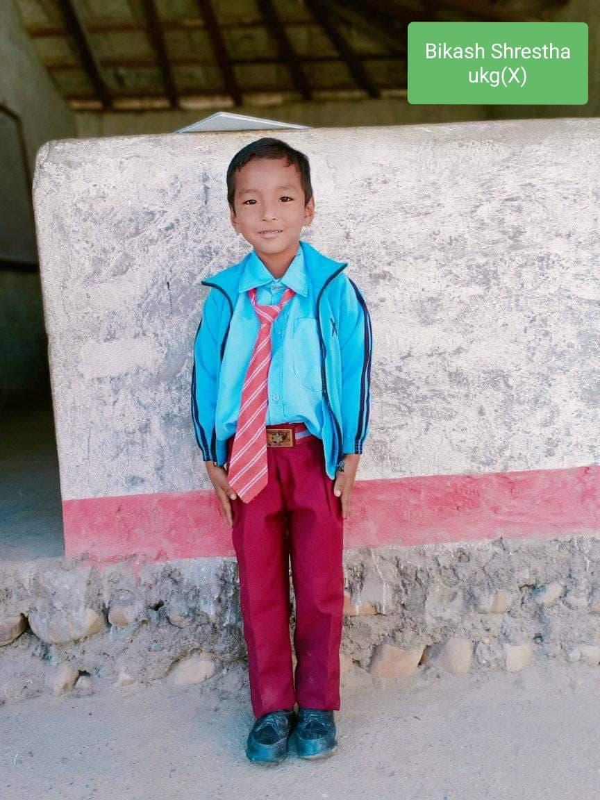 Bikash Shrestha