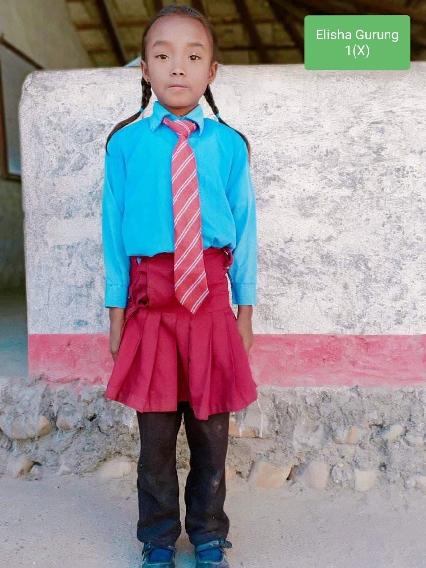 Elisha Gurung