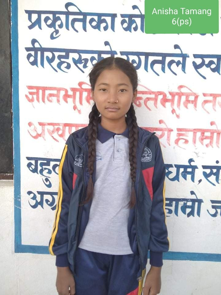 Anisha Tamang Esha